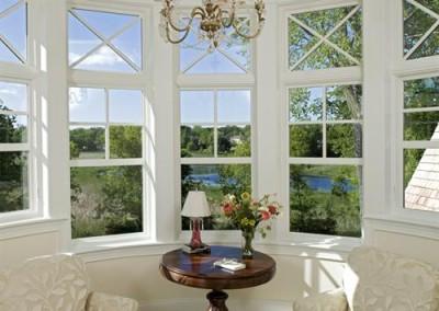 Enameled Windows