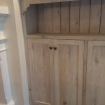 Weathered Wood Cabinet
