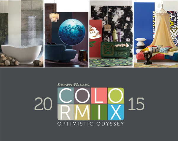 2015 Sherwin Williams Colormix Forecast