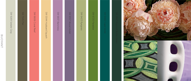 Sherwin Williams Colormix Buoyant