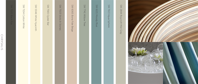 Sherwin Williams Colormix Chrysalis